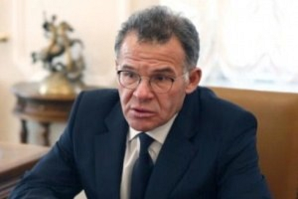 """""""Тунгусов"""" метеорит для губернатора Куйвашева"""