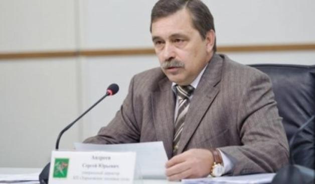 Гендиректор теплосетей Харькова Сергей Андреев скрыл банковский счет на 1,8 млн гривен