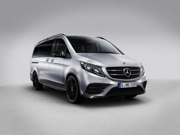 Mercedes удивил шикарным бусом