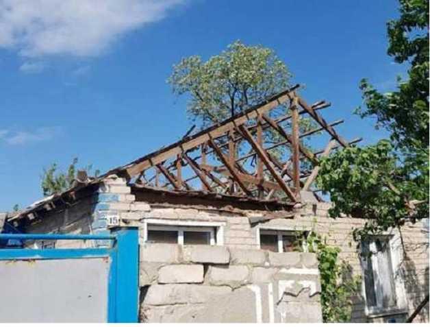 На Луганщине похоронили отца и сына, погибших при вражеском обстреле