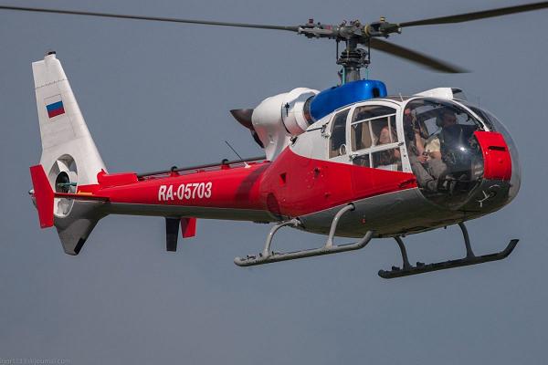 В России упал вертолет, погиб генерал ФСБ