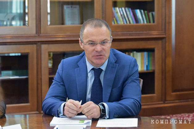 """""""Мусорный король"""" Александр Коган"""