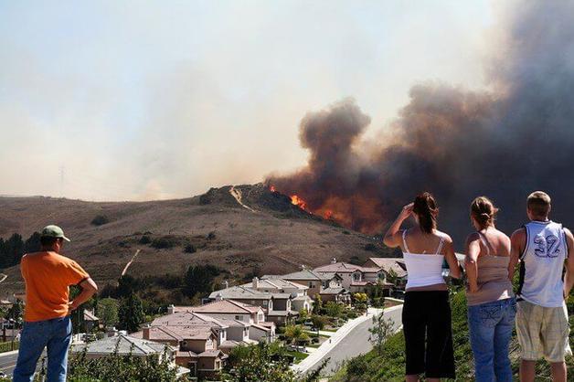Лесной пожар: одесский подросток в США должен выплатить $36,6 млн