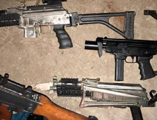 """Почему растет черный рынок оружия: легально – дорого, а посадить за """"ствол"""" нельзя"""