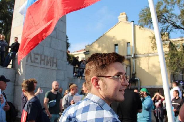 На активиста из Владивостока завели дело после оскорбительного поста о начальнике Центра «Э»