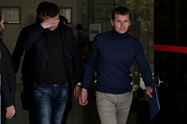 МВД не стало возбуждать дела по заявлениям арестованного в Греции Винника