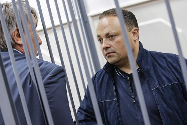 Во Владивостоке снесли базу отдыха, служившую резиденцией экс-мэру Пушкареву
