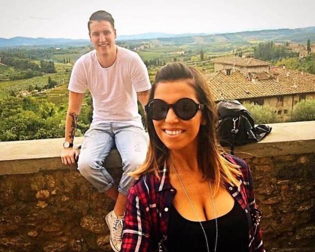 Итальянский футболист застрелил подругу и совершил самоубийство