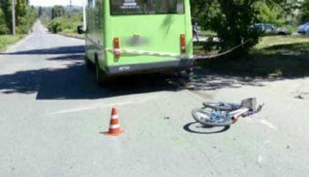 В Краматорске автобус насмерть сбил 8-летнего ребенка