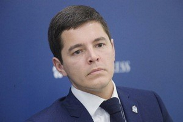 Артюхов стал врио губернатора ЯНАО