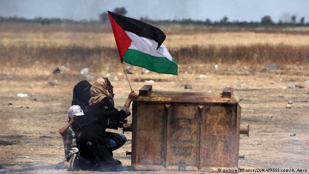 Израиль уничтожил позиции ХАМАС в ответ на утреннюю атаку
