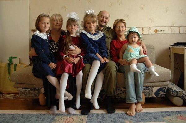 Шестеро детей потеряли отца: всплыла неизвестная информация о семье Бабченко