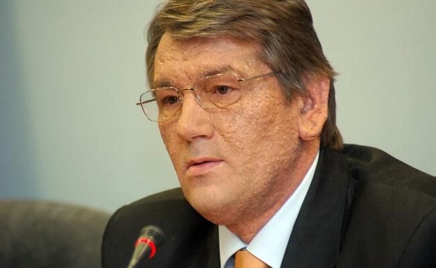 Ющенко устроился в самый паршивый банк