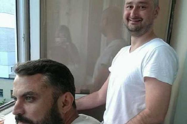 """""""Сволочь и мерзавец"""": друг Бабченко сказал, кто знал об """"убийстве"""""""