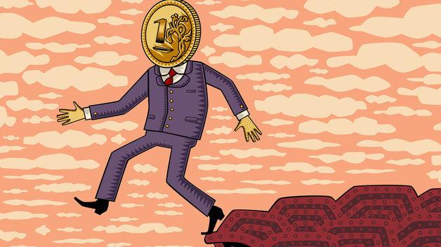 Прощай, рубль! Иностранцы вывели рекордную сумму из российского госдолга