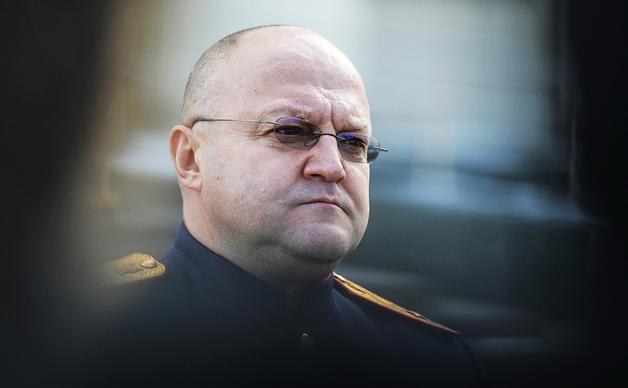 Глава Следственного комитета по Москве Александр Дрыманов не выдержал давления