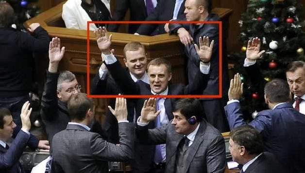 Приспособленец Ярослав Москаленко: почему один из виновников расстрелов на Майдане сидит не на нарах, а в Раде