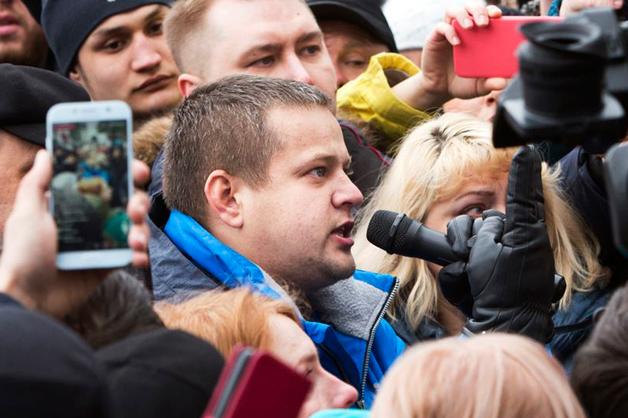 Потерявший семью в «Зимней вишне» кемеровчанин пожаловался Путину на кумовство чиновников