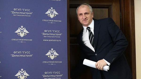 Юрий Волкодав пошел по стезе военных строителей-расхитителей