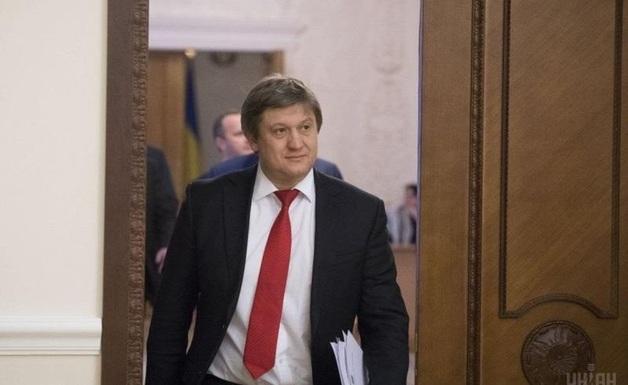 Данилюк рассказал о разговоре с Порошенко незадолго до отставки