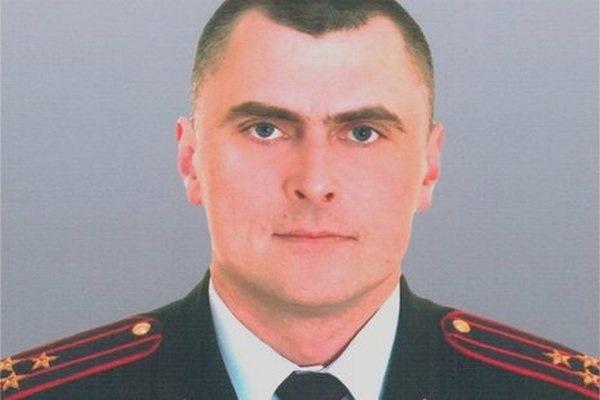 Бывший оперативник возглавил университет МВД в Санкт-Петербурге