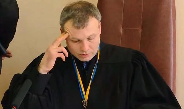 Максим Вишняк. Кое-что о луганском судье, отпустившем Труханова