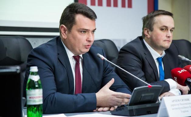 НАБУ и САП готовят дела на Омеляна, Лещенко и Рабиновича – СМИ