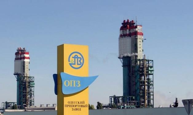 Поставщика газа для Одесского припортового завода подозревают в хищениях на полмиллиарда гривен