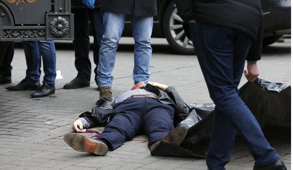У Луценко коряво состряпали обвинение по делу Вороненкова