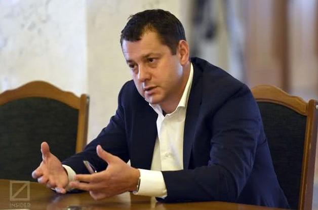 Нардепу Ефимову грозит штраф за нарушение немецкого закона о борьбе с отмыванием денег