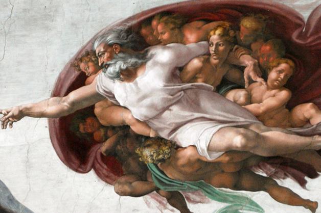 В США ученые разработали портрет Бога: в сети нашли поразительное сходство