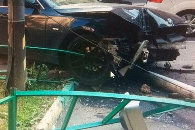 В Москве преподаватель университета сбил на тротуаре беременную москвичку