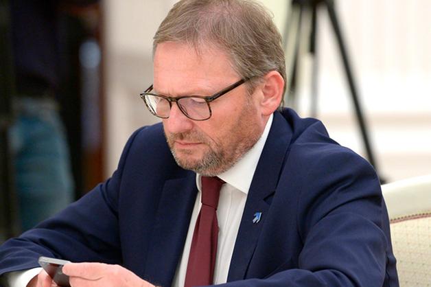 Титов рассказал о «российской части» своего списка бизнесменов - в ней пока 20 человек