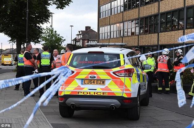 В Лондонском метро взрыв: есть пострадавшие