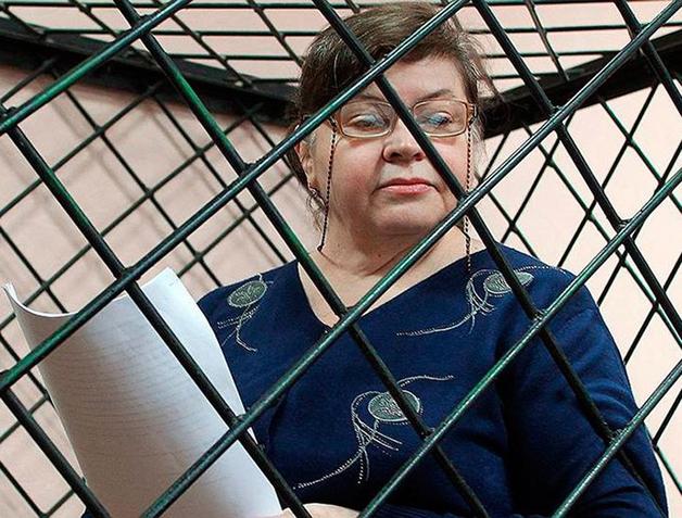 Судью судят: Светлана Мартынова использовала мертвого Цапка для взяток