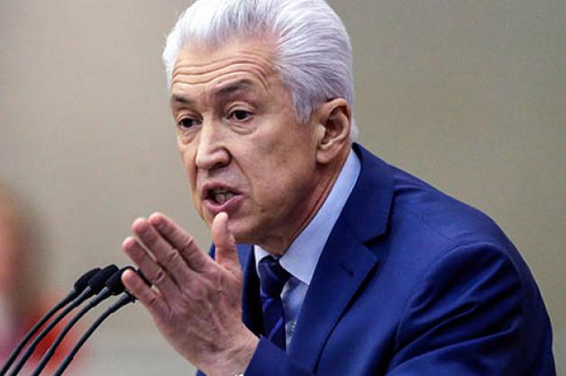Кремль выдвинет Владимира Васильева на выборы главы Дагестана