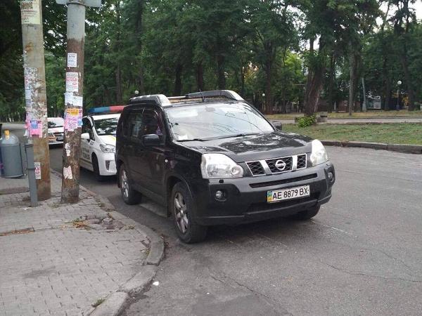 Нищий на джипе: в Днепре поймали уникального вора кабелей
