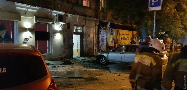 В Одессе прогремел взрыв: пытались убить директора скандальной охранной фирмы