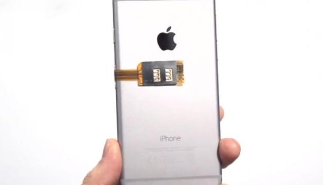 Уже осенью может дебютировать iPhone с двумя SIM-картами