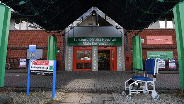 Два человека попали в больницу Солсбери после загадочного отравления