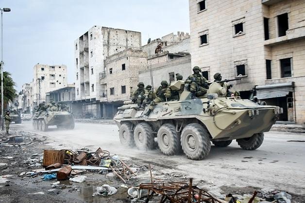 В Сирии появилась новая российская частная военная компания
