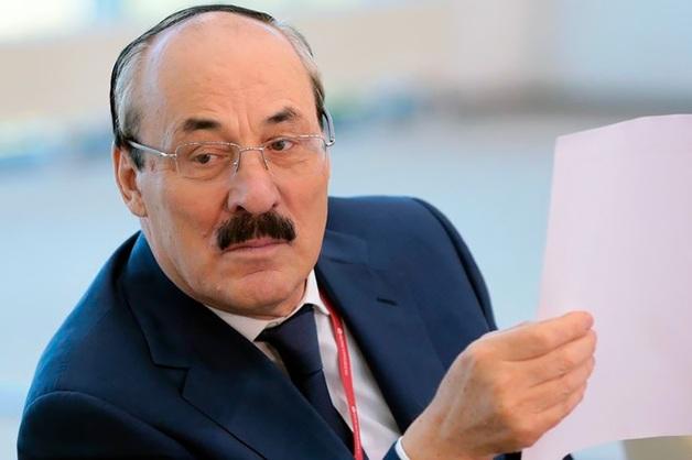 Дотянуться до Абдулатипова. Задержанного первого зампреда правительства Дагестана хотят «разговорить»
