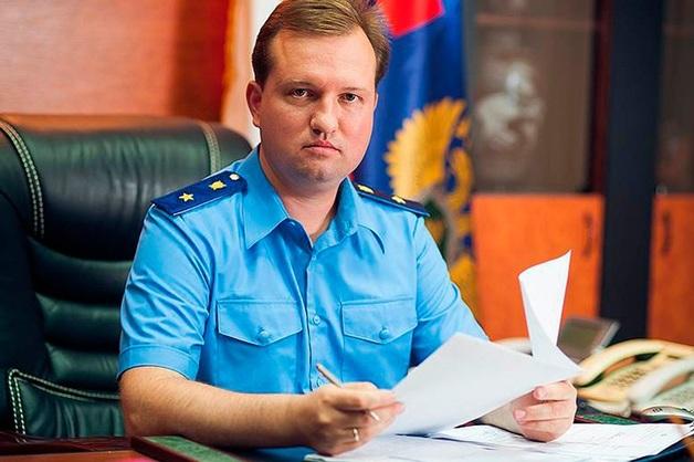 Севастопольского прокурора после конфликта с губернатором заменят на однокурсника Артема Чайки