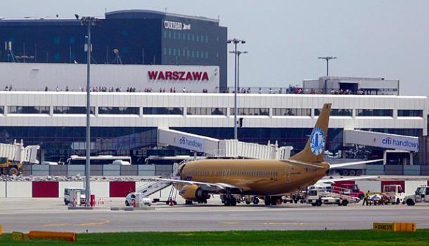 В варшавском аэропорту произошла утечка токсичных веществ