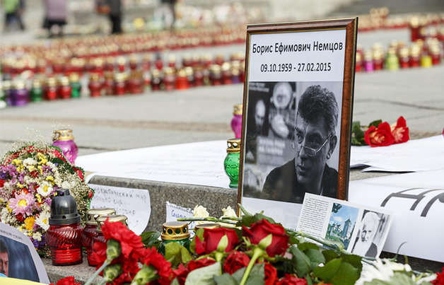 Спутница Немцова рассказала о вечере убийства политика