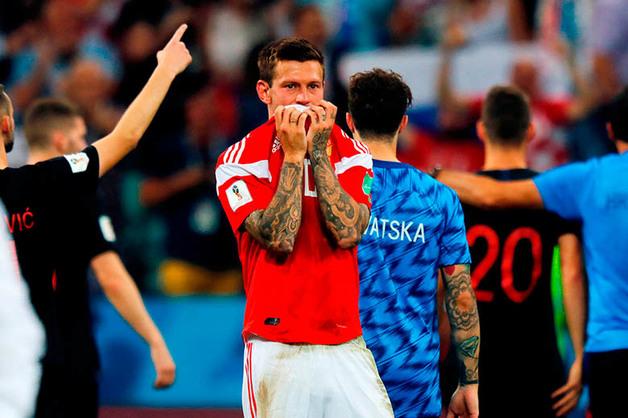 Черчесов о Смолове: «Наверное, после таких матчей человека лучше оставить одного»