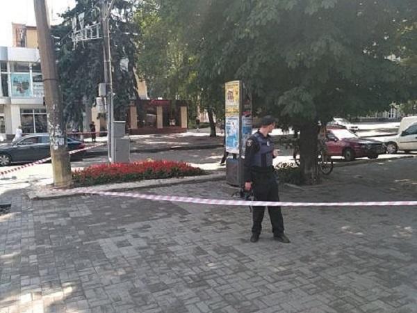 Слышны выстрелы: что произошло в Черкассах