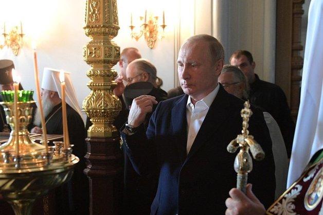 """""""Онкология или ботокс?"""" Изменившееся лицо Путина озадачило сеть"""