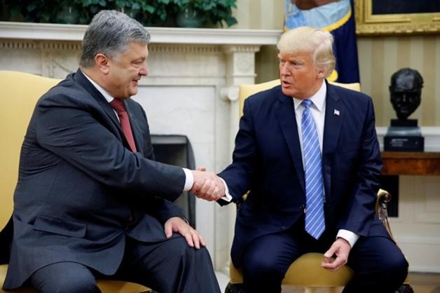 Трамп провел переговоры с Порошенко: что об этом известно