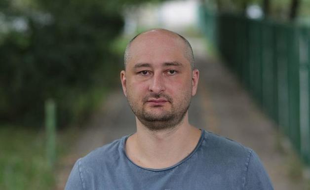 Бабченко рассказал подробности дня своей «смерти»